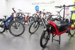 Riese und Müller Erlebnis Store bei City Zweirad